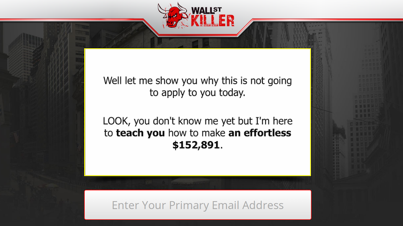 Wall Street Killer_screenshot