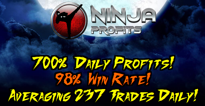 Ninja Profit Screenshot 1